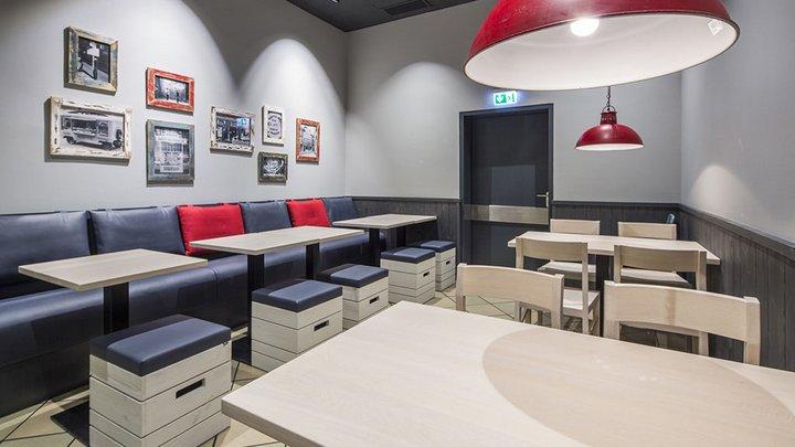 NORDSEE Filialen: Dein Fisch-Restaurant im Roland-Center Bremen, Alter Dorfweg 30