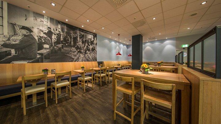 NORDSEE Filialen: Dein Fisch-Restaurant in der City Galerie Aschaffenburg