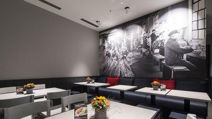 NORDSEE Filialen: Dein Fisch-Restaurant im Ring-Center Berlin, Frankfurter Allee 111