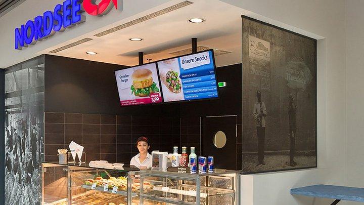 NORDSEE Filialen: Dein Fisch-Restaurant im Traisenpark St. Pölten, Dr.-Adolf-Schärf-Straße 5