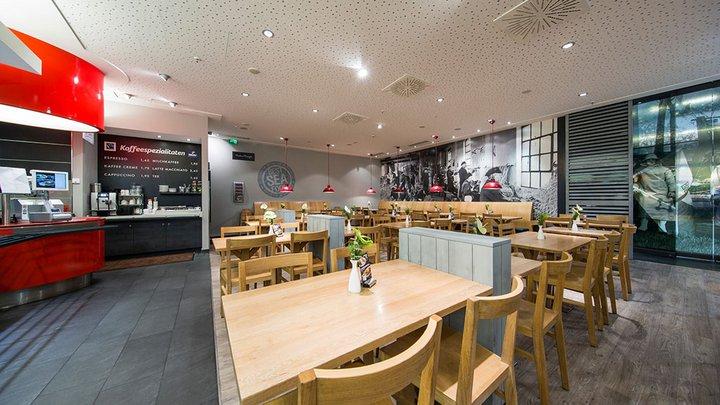 NORDSEE Filialen: Dein Fisch-Restaurant in der Centrum Galerie Dresden, Prager Straße 15