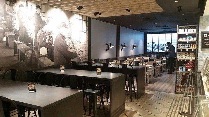NORDSEE Filialen: Dein Fisch-Restaurant im Leo-Center Leonberg, Leonberger Straße 98