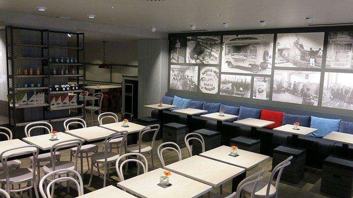 NORDSEE Filialen: Dein Fisch-Restaurant in Wien, Rotenturmstraße 4