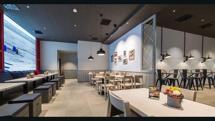 NORDSEE Filialen: Dein Fisch-Restaurant in Dortmund, Westenhellweg 60/62