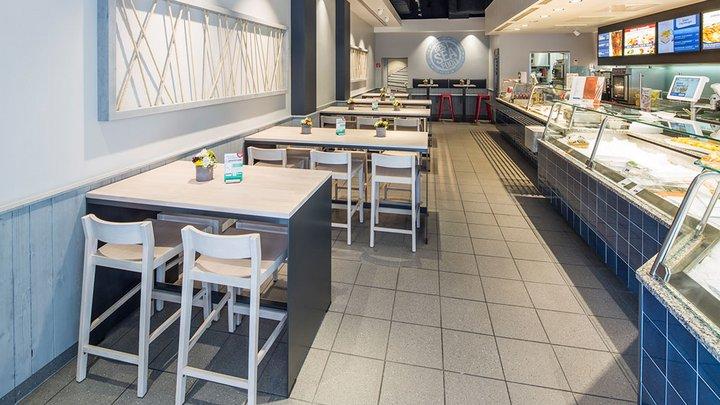 NORDSEE Filialen: Dein Fisch-Restaurant in Bochum, Kortumstraße 55