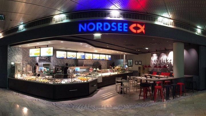 NORDSEE Filialen: Dein Fisch-Restaurant im Europark Salzburg, Europastraße 1