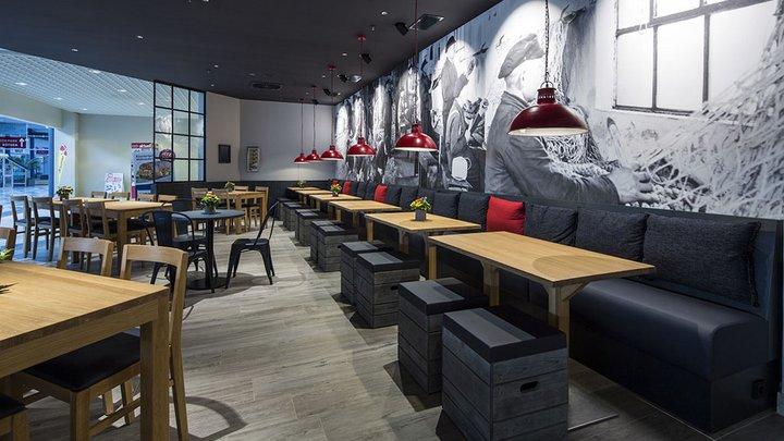NORDSEE Filialen: Dein Fisch-Restaurant im ElbePark Hermsdorf, Am Elbepark 1