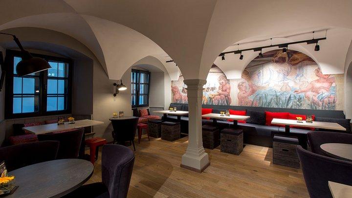 NORDSEE Filialen: Dein Fisch-Restaurant in Graz, Herrengasse 5