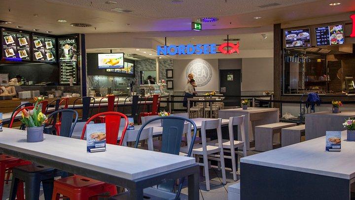 NORDSEE Filialen: Dein Fisch-Restaurant im Allee-Center Remscheid, Alleestraße 74