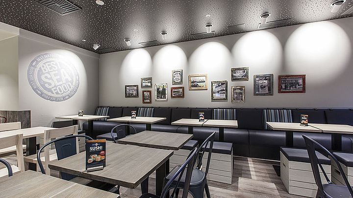 NORDSEE Filialen: Dein Fisch-Restaurant in Siegburg, Kaiserstraße 2a