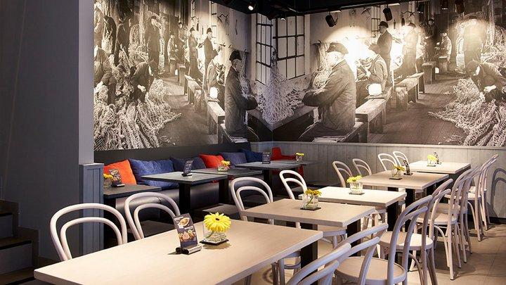 NORDSEE Filialen: Dein Fisch-Restaurant in Wien, Kärntner Straße 25