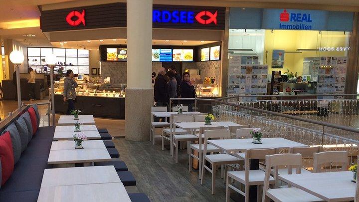 NORDSEE Filialen: Dein Fisch-Restaurant in der PlusCity Pasching, Pluskaufstraße 7