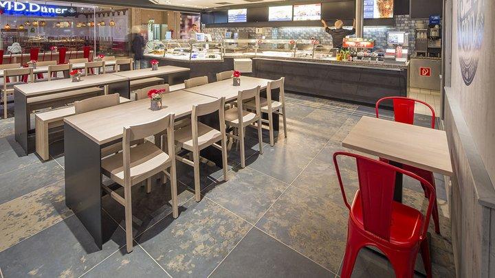 NORDSEE Filialen: Dein Fisch-Restaurant im Allee-Center Essen, Altenessener Straße 411