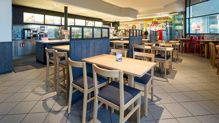 NORDSEE Filialen: Dein Fisch-Restaurant im Havelpark Dallgow in Dallgow-Döberitz, Döberitzer Weg 3