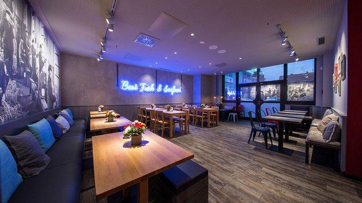 NORDSEE Filialen: Dein Fisch-Restaurant im Allee-Center Hamm, Richard-Matthaei-Platz 1