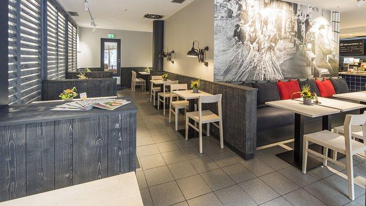 NORDSEE Filialen: Dein Fisch-Restaurant in Weimar, Wielandstraße 1