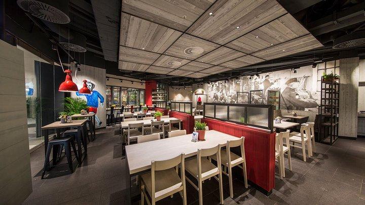 NORDSEE Filialen: Dein Fisch-Restaurant im Löhr Center Koblenz, Hohenfelder Straße 22
